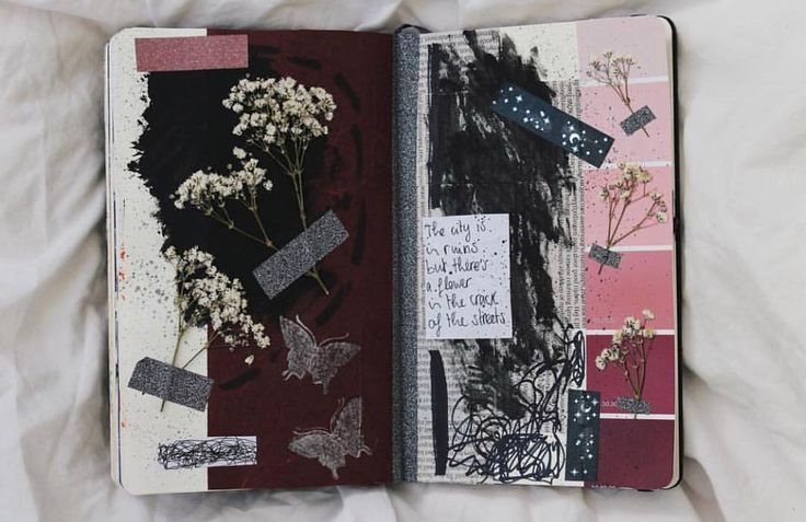 """682 Likes, 4 Comments - Sharing Sketchbooks (@art.journals) on Instagram: """"lovely journal by @berberrz If you would like a feature, please follow this account…"""""""