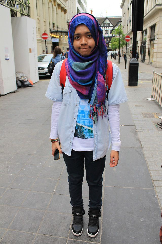 Hijab Tomboy 1