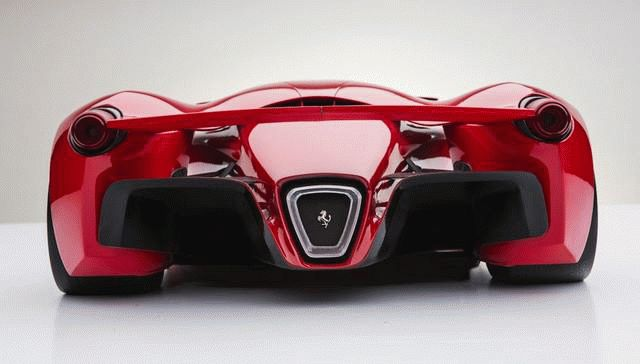 Ferrari F80 concept | wordlessTech