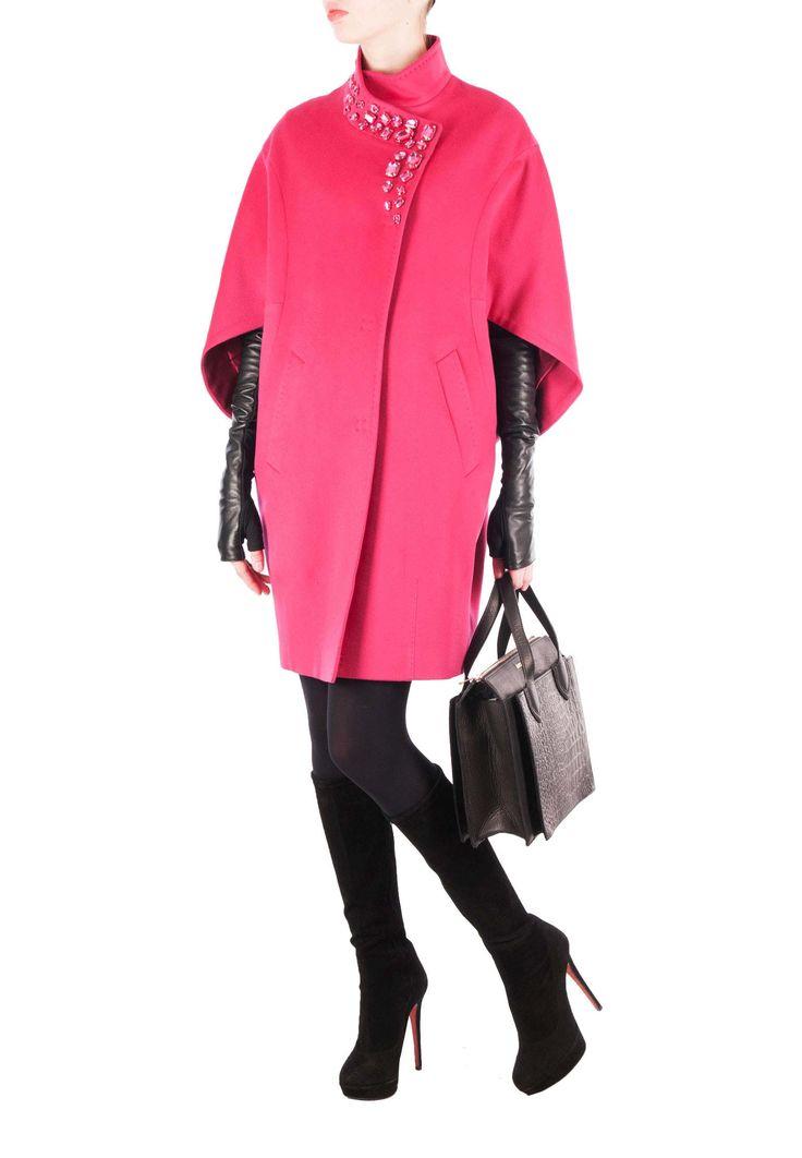 Интернет-магазин Elyts предлагает купить пальто HERESIS, (цвет: фуксия) по цене 37030 рублей. Бесплатная примерка перед покупкой. Звоните +7 (800) 200-1691.