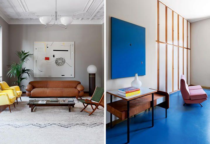 casa-classica-per-arte-contemporanea-carlo-prada-living-pranzo