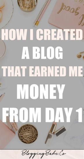 Wie fange ich ein Blog an und verdiene Geld von Tag 1 an: Wie habe ich einen profitablen Blog erstellt?