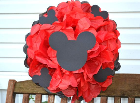 121 best Mickey mouse birthday party ideas images on Pinterest