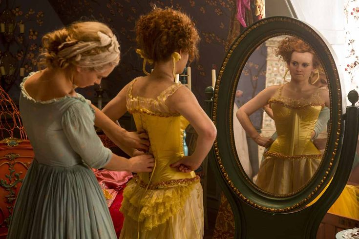 Cinderella and Drisella