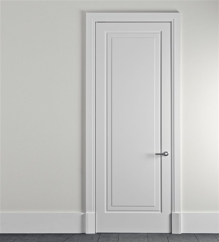 M s de 25 ideas incre bles sobre puertas blancas en for Puertas paso blancas