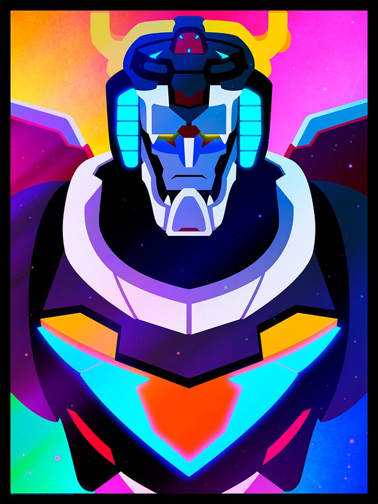 """- Inspired by Voltron: Legendary Defender - Fine Art Giclee Print - Limited Edition of 50 - Approximately 18"""" x 24"""" DreamWorks Voltron Legendary Defender © 2016 DreamWorks Animation LLC. TM World Even"""
