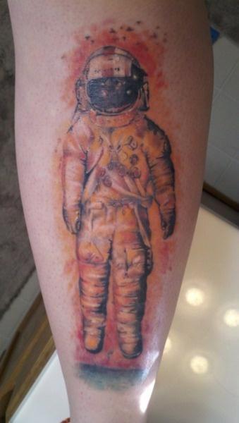 A Brand New tat!!! by houston patton at kingpin tattoo, greensboro, nc.