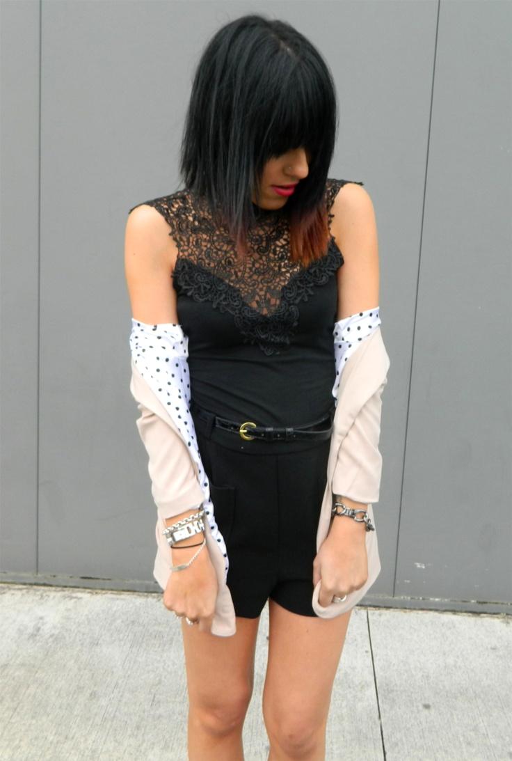 Lace Body Suit $39.95