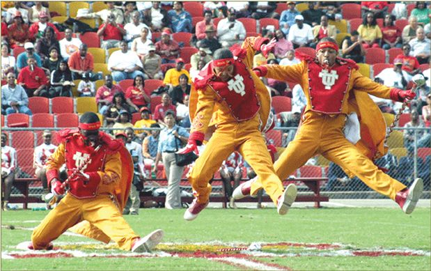 Tuskegee University Crimson Pipers http://www.payscale.com/research/US/School=Tuskegee_University/Salary