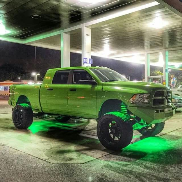 Dodge Ram pickup - Happy St. Patrick's Day -  Repin by EmpireCovers.com