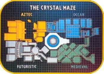 The Crystal Maze - UKGameshows