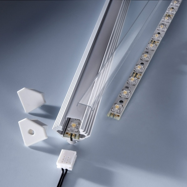100 cm Aluminum Profile from LED Strips   from 27.42€