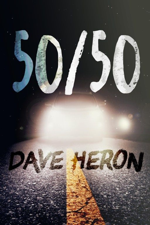 50-50 by Dave Heron on Wattpad | Cover Design by www.rendercompose.com