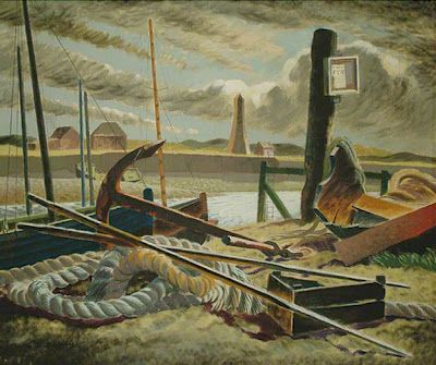 G S Bagley. Rye Harbour.
