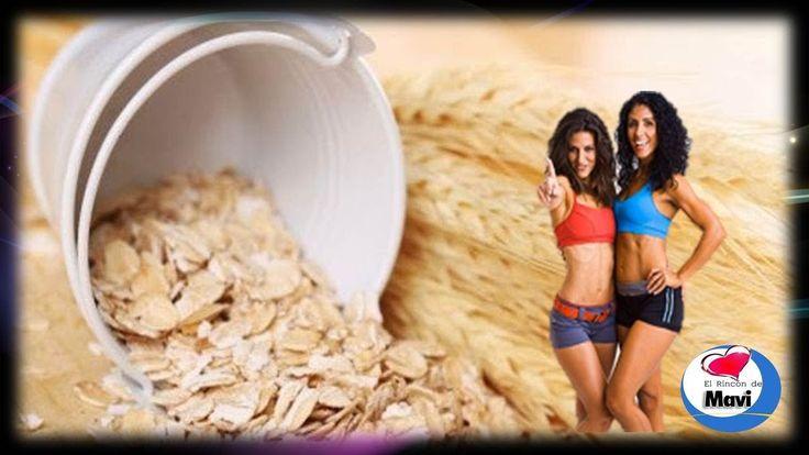 Dieta de la avena para adelgazar - Recetas para bajar de peso - Avena pr...