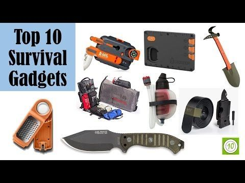 (1) 5 Amazing Survival Gadgets You Need To See - YouTube