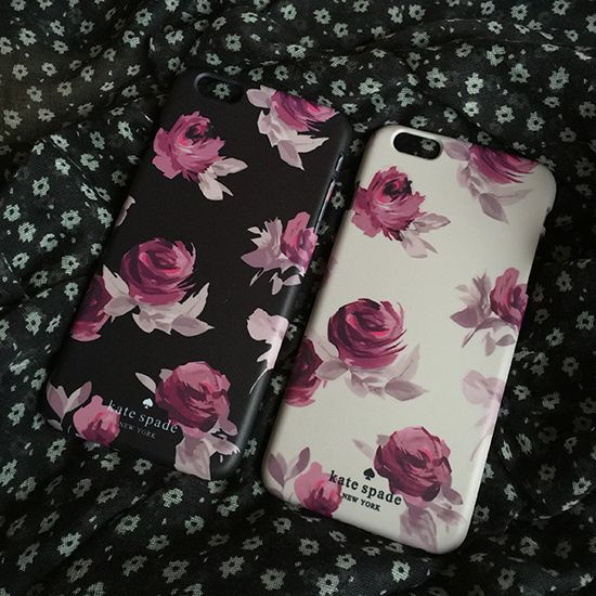 ドコモ アイホン 8/7sアメリカ綺麗薔薇バラ花柄ローズkate spade 6 6splus 5/5seケースiphone7plusケイト・スペードGalaxy S7Edge/s6/s6edge携帯