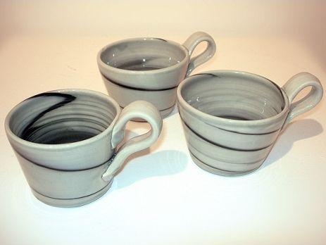 Ross Mitchell Anyon Soup Mugs   Waiheke Community Art Gallery