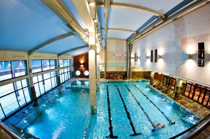Thermal Pools in Solec-Zdrój //