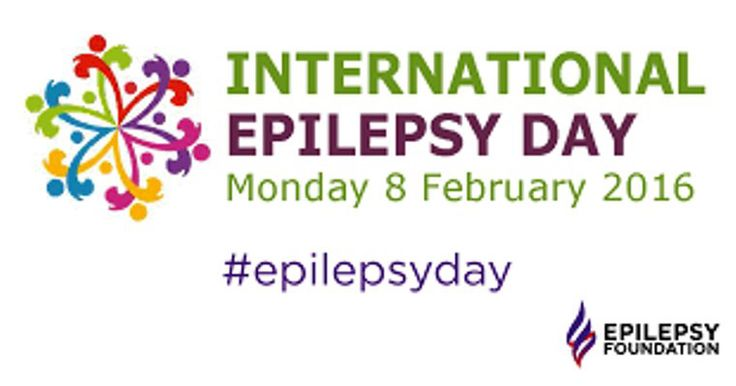 International #EpilepsyDay is less than a week away!  A global event celebrated annually on the second Monday of February to promote ‪#Epilepsy #Awareness around the world  You are not alone.