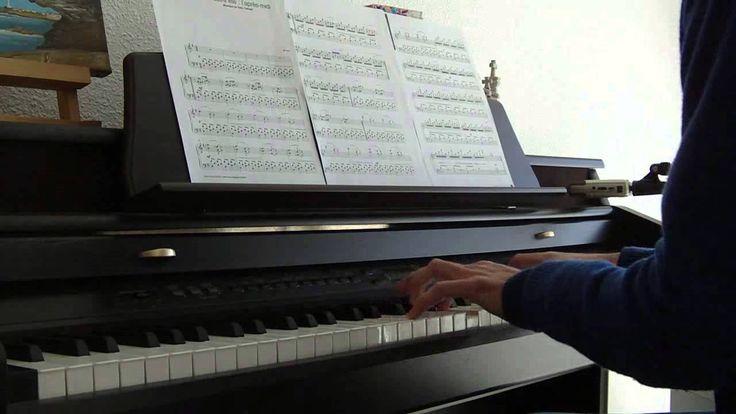 épinglé par ❃❀CM❁✿Yann Tiersen Le fabuleux destin  d'Amélie poulain (piano solo)
