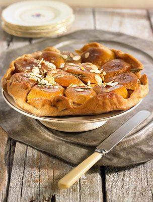 Így készül a fordított francia almás pite, a tarte tatin | femina.hu
