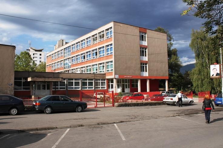 1. Gymnasium Zenica