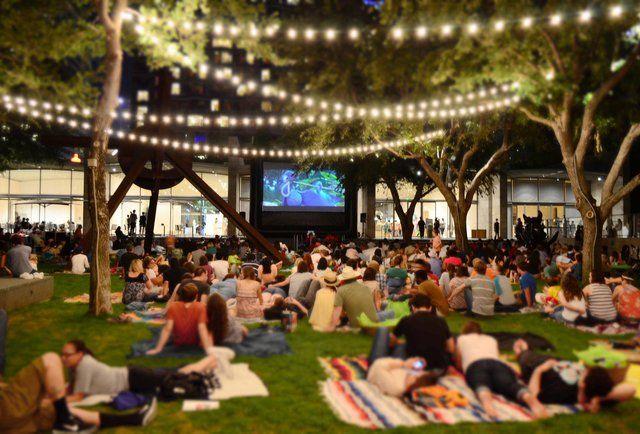 Every Summer outdoor movie screening in DFW, now in one calendar