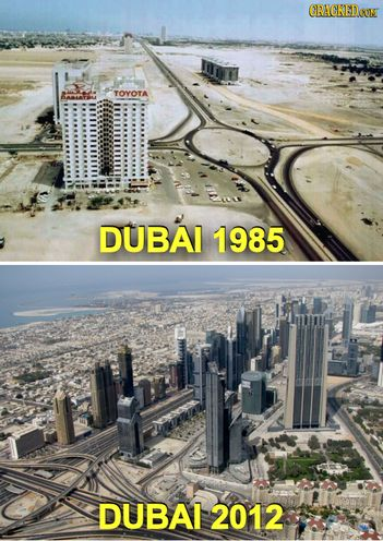 17 Best Images About Dubai Before And After And A Look