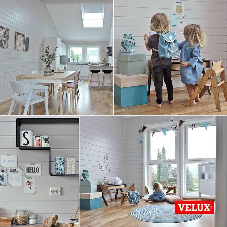 Estas casas unifamiliares de Noruega utilizan un 63% menos de energía que otras casas del mismo tipo en su país…y lucen muy bien! http://ow.ly/pSXn30fsSWf