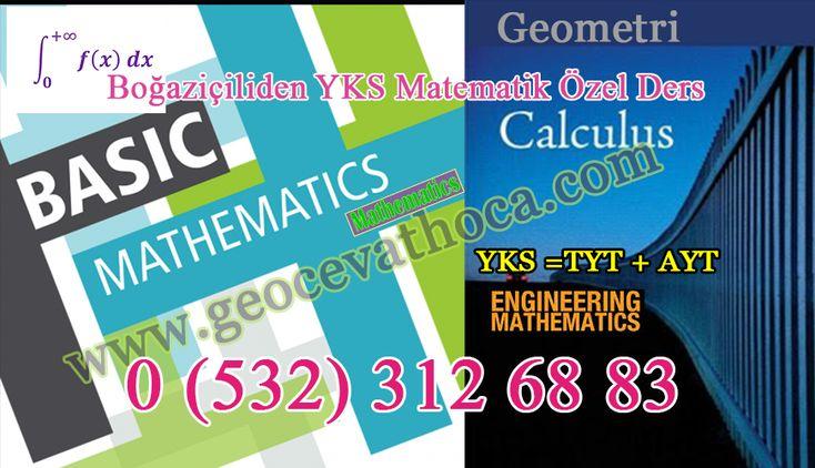 """Boğaziçiliden YKS Matematik Özel Ders der ki: """"YKS Matematik Geometri sınavlarına hazırlanmak akıntıya kürek çekmek gibidir, durduğun anda geri gidersin."""" Matematik için bütün büyük işler küçük başlangıçlarla olur. Boğaziçiliden YKS Matematik Özel Ders öğretmeni ile başarı varış noktası olmayan bir yolculuktur."""