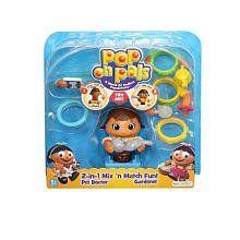 Pop-On Pals Figure - Pet Doctor and Gardener ** For more information, visit image link.