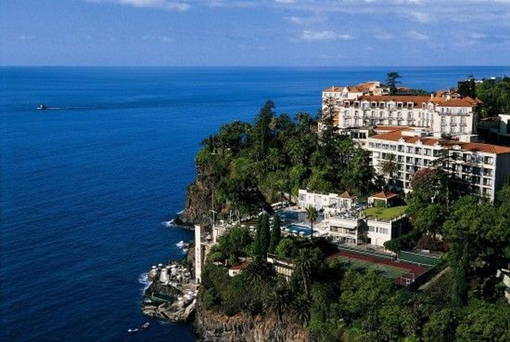 Reid's Hotel, Funchal Madeira - one of the truly iconic world hotels.