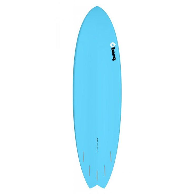 TORQ MOD FISH - BLUE - TABLAS DE SURF - SURF  - Tablas Surf Shop