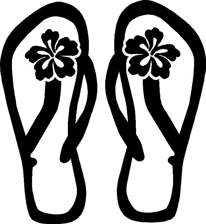 Whoo hoo, today June 15th is National Flipflop day.  What a great excuse to get a pedicure!