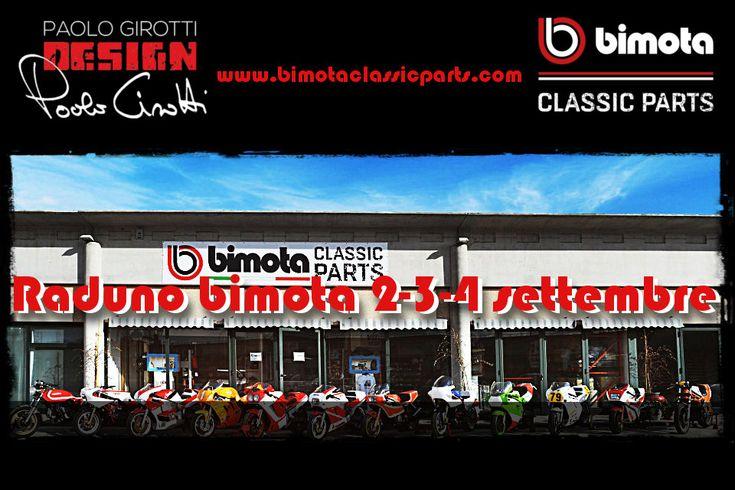 Dal 2 al 4 settembre saranno tre giorni di pura passione per la moto: il primo…