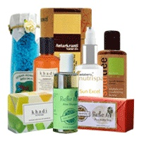 Buy Natural Herbal Beauty, Body, Skincare & Hair Care Products Online in India with myGREENkart.com