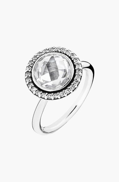 PANDORA 'Brilliant Legacy' Cocktail Ring available at #Nordstrom