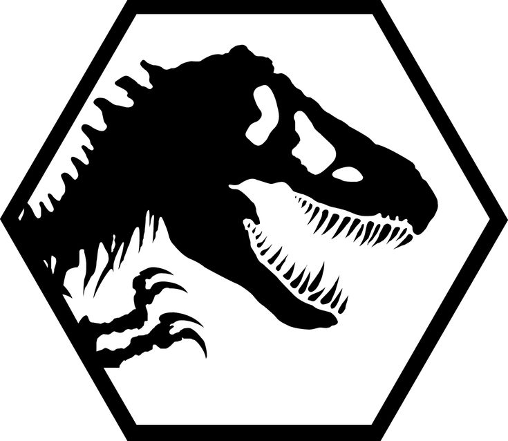T-Rex Kingdom (hexagon)