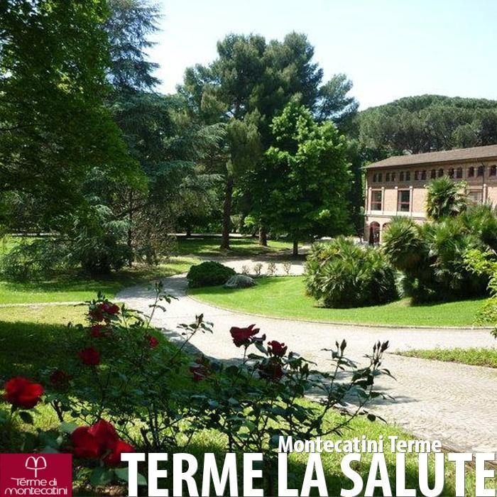 Le Terme La Salute di Montecatini Terme.