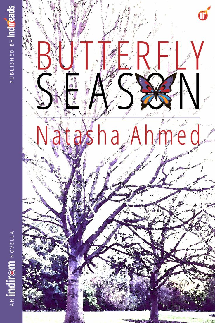 The cover of Butterfly Season, by Sabahat Muhammad. http://www.dearrumi.com