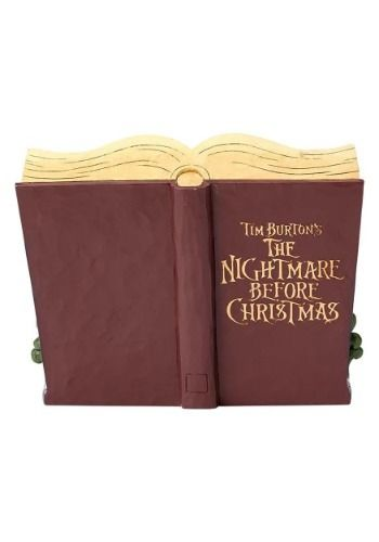 Nightmare Before Christmas 3D Storybook Display#Christmas