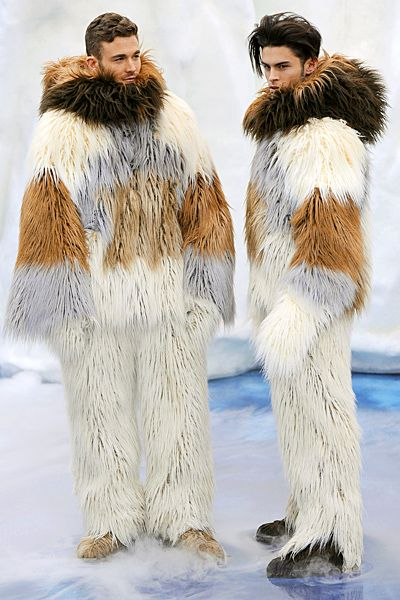 Free Folk - Chanel Mens F/W 2010-11  updated wookie! Alright, if this is for the Tundra, I understand!
