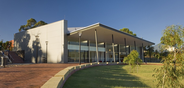 Edith Cowan University Lecture Theatre, Perth, Western Australia by Woodhead