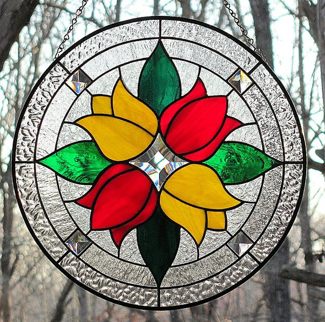 Red Stained Glass : Best images about gates doors windows on