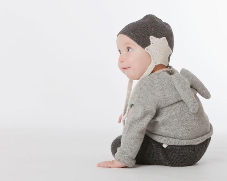 Oeuf Angel Sweater  #oeufnyc #baby #angel