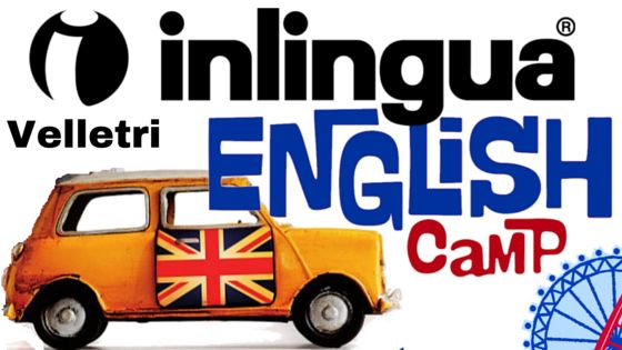 ENGLISH SUMMER CAMP - Inlingua Velletri. Scuola di lingua. Centro Estivo Linguistico a Velletri