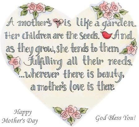 111 best mothers day images on pinterest | mother's day, mother, Ideas