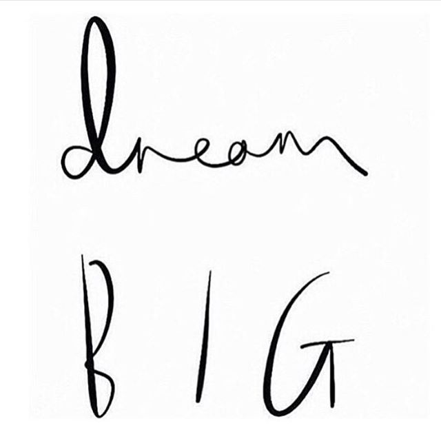 Whatever you can conceive and believe you can achieve...Happy New Year! #2016 #goals #dreambig #condenastcareers