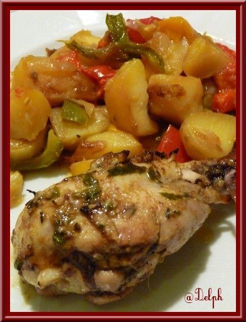 1000 id es sur le th me recettes pilon poulet sur for Marinade poulet huile d olive